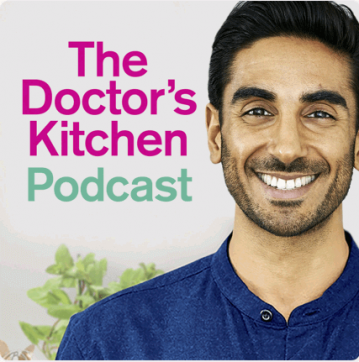 #83 The Brain Series (Part 1 of 3). Food, OCD and Anxiety with Dr Uma Naidoo