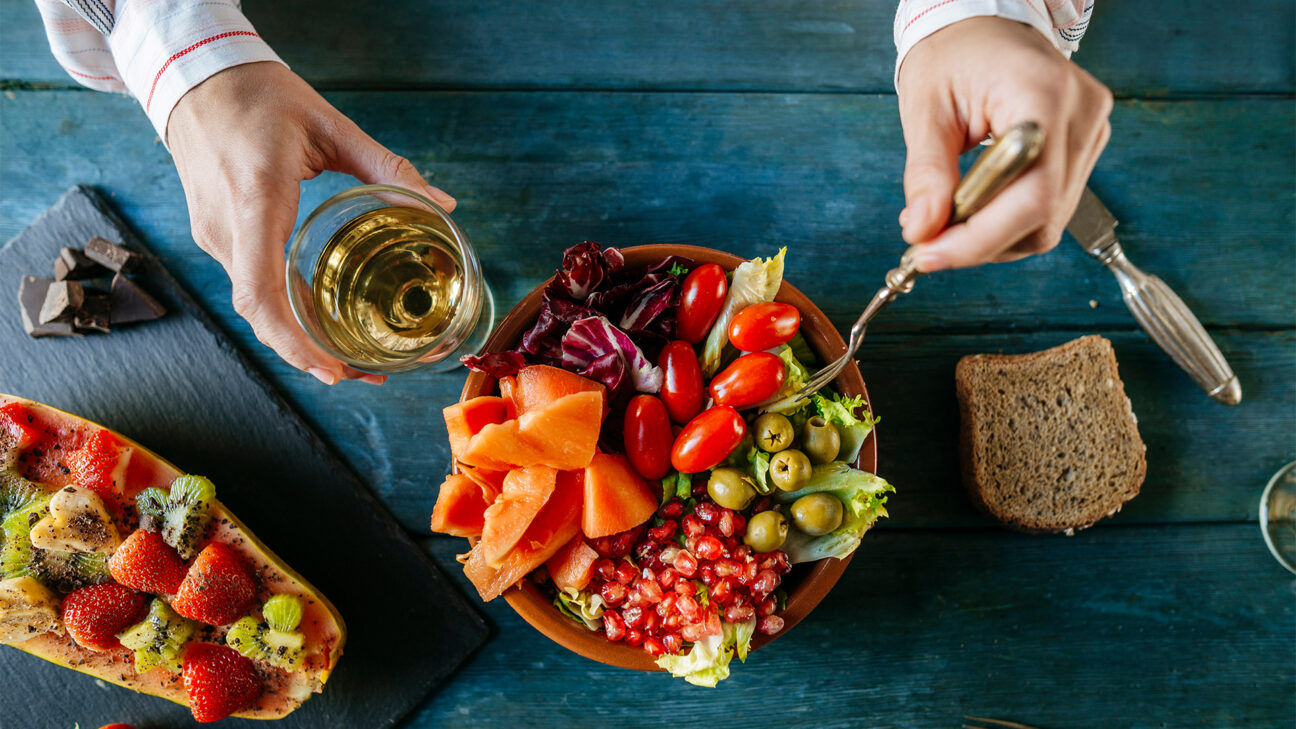 How the '5-a-Day Mix' of Fruits, Vegetables Improves Your Health